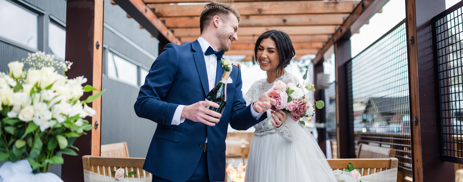 MAKE YOUR SPECIAL DAY SPECTACULAR AT SALTLINE HOTEL